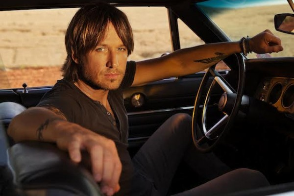 Keith Urban Announced As Featured Speaker For CRS 2015