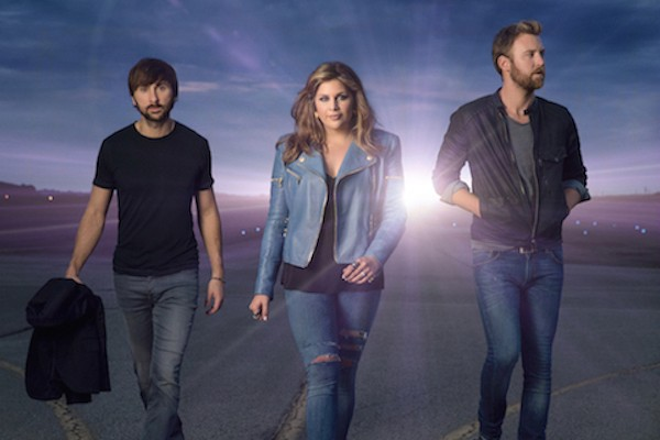 Lady Antebellum Announced As CRS 2015 Humanitarian Award Recipient