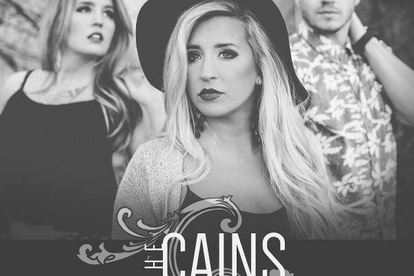 The Cains Set to Release New, Self-Titled EP on July 21