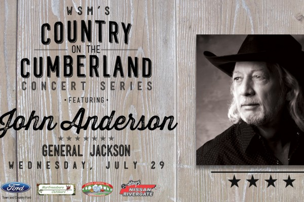 John Anderson To Perform First Nashville-Based Acoustic Concert In Over 30 Years