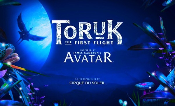 The New Cirque Du Soleil Touring Show Inspired by James Cameron's AVATAR, TORUK - The First Flight; Will Be Presented at the Bridgestone Arena in Nashville, August 24-28, 2016
