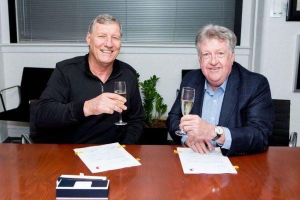 Rob Potts Announces New Joint Label Deal FANGATE Music with Sony Music Entertainment Australia