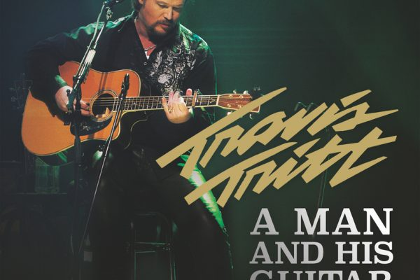 TRAVIS TRITT TO RELEASE A MAN AND HIS GUITAR - LIVE FROM THE FRANKLIN THEATRE