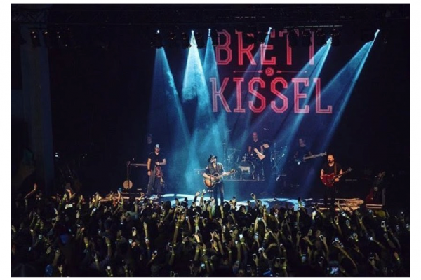 2018 CCMA Male Artist of the Year, Brett Kissel, Makes History with Part Two of We Were That Song Tour