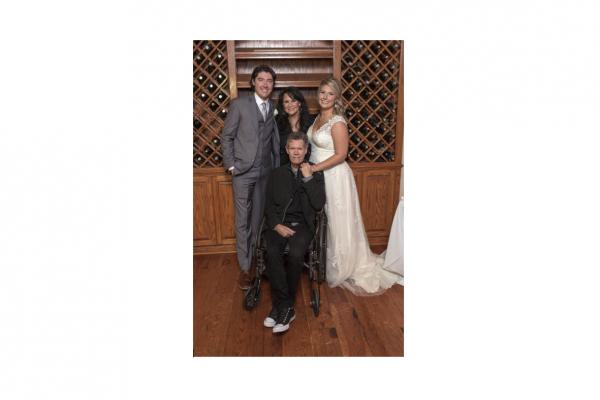 James Dupré Weds Longtime Girlfriend Kelsie Menard