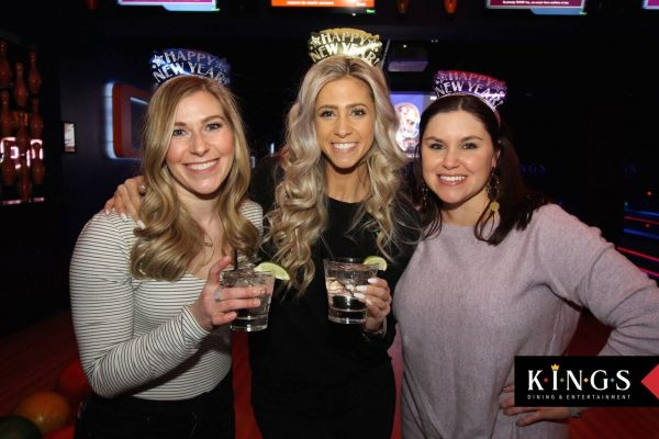 Kings Dining & Entertainment Gears Up to Ring in 2019   with New Year's Eve
